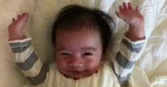 Forget coffee, this adorable baby has the greatest morning routine ever http://mashable.com/2017/04/08/baby-throws-hands-up-morning-routine/?utm_campaign=crowdfire&utm_content=crowdfire&utm_medium=social&utm_source=pinterest