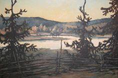 Ernst Nilsson (1892-1937): Landskap