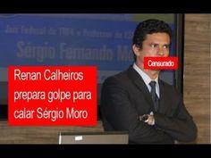GRAVE: Renan Calheiros prepara Golpe para calar Sérgio Moro.  Vamos para...