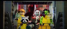 Découvrez un trailer tout en lego pour #LesGardiensDeLaGalaxie