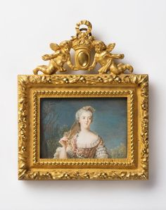 MADAME SOPHIE OF FRANCE (1734–1782), mid 18th century, after Nattier