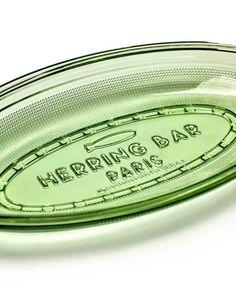 The Herring Bar - Oval Flat Dish - Eliza Barnes