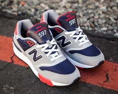 new arrival 08ce5 86c47 New Balance ML597GNB   Sneakers in 2019   Pinterest   Sneakers ...