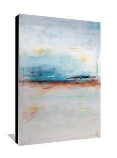 Large Abstract Painting Minimalist Art by heatherdaypaintings, $225.00