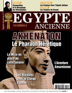 PARTAGE OF EGYPTE ANCIENNE MAGAZINE.........ON FACEBOOK