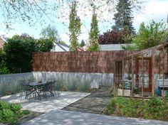 Minimalist Garden - contemporary - landscape - portland - LandCurrent Landscape Architects