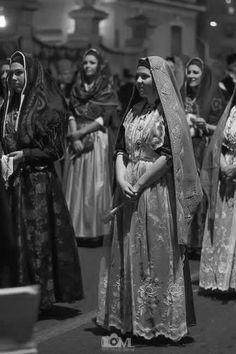 Processione di Sant'Efis 2015. Gruppo folk Cagliari.