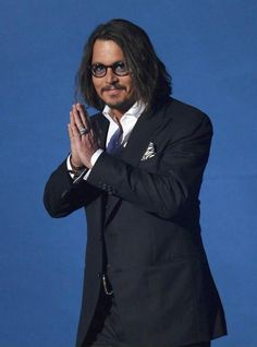 Johnny Depp ... my favorite