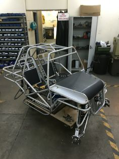 A quick photo of the Crawler with the seats in. Go Kart Buggy, Off Road Buggy, Kit Cars, Soap Box Derby Cars, Go Kart Kits, Kart Cross, Homemade Go Kart, Mini Jeep, Kart Parts