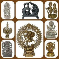 hindu gods and goddesses | Hindu God, Hindu Goddess, Ganesh, Kali, Krishna, Shiva, Hanuman, Hindu ...