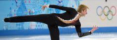 フィギュア団体戦・男子SPで2位のプルシェンコ、ソチ五輪 国際ニュース:AFPBB News
