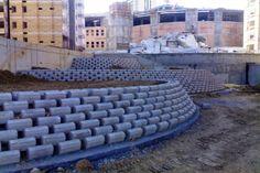 Şev Taşı, beton şev taşı