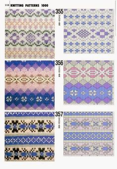 17 Best ideas about Knit Stranded Fair Isle Knitting Patterns, Knitting Charts, Knitting Stitches, Knitting Designs, Knit Patterns, Knitting Projects, Stitch Patterns, Motif Fair Isle, Fair Isle Chart