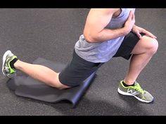 Best Hip Flexor Stretch for Runners | Triathlete Coach