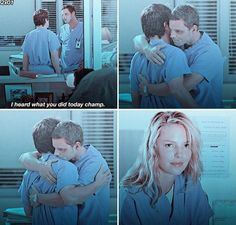 Greys Anatomy Owen, Grey Anatomy Quotes, Izzie Stevens, Grey's Anatomy, Haha, Tv Shows, Private Practice, Fictional Characters, Netflix