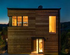 HAUS IN KLOSTERNEUBURG | AL Architekt Wood Facade