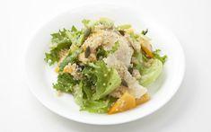 蕪と柿とキヌアのサラダ   Recipe   Café&Meal MUJI