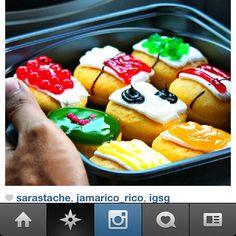 Donutshi Credits: @naomiknowles www.instagram.sg