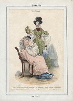 La Mode März 1830