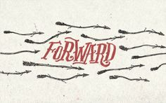 Typography / lettering / Digital art selected for the Daily Inspiration #1411