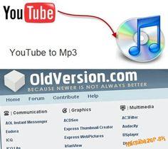 Ako spraviť z Videa mp3 pesničku online a kde nájsť staré verzie programov