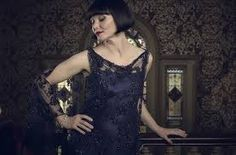 IT takes hours of painstaking work to create but sometimes viewers only catch a quick glimpse of the decadent frocks from TV series Miss Fisher's Murder Mysteries. 1950s Fashion, Vintage Fashion, Detective, Her Style, Cool Style, Miss Fisher, Art Deco Stil, Intelligent Women, Retro Mode