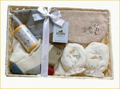349c0cd027d5 People also love these ideas. Cotton Six-Piece Baby Gift Set ...