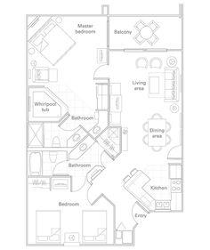 Download Sheraton Vistana Resort Map PDF Disney