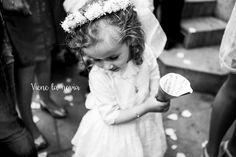 Pequeñas princesas. www.vienelanovia.com