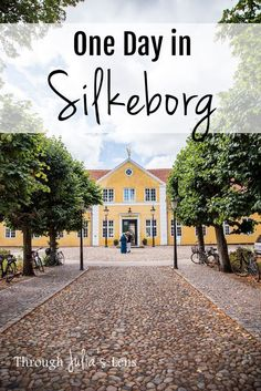 I just had to visit Silkeborg, Denmark since I'm a big Parks and Rec fan, and these are the 3 sights you can't miss during one day in Silkeborg! Europe Travel Tips, Travel Guides, Travel Destinations, Denmark Destinations, Travel Plan, European Travel, Budget Travel, Cool Places To Visit, Places To Travel