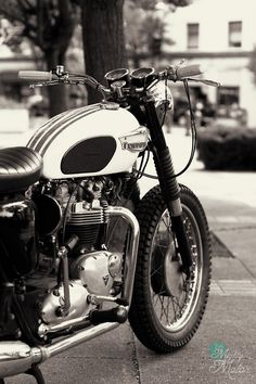 Triumph T120. Engine perfection! Love the sound and feel of these.