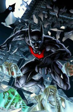Dc Heroes, Comic Book Heroes, Comic Books Art, Comic Art, The New Batman, Im Batman, Spiderman, Lego Batman, Batwoman