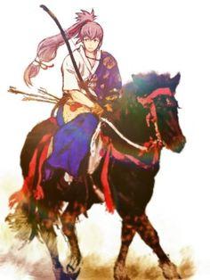 Fire Emblem: Fates - Takumi
