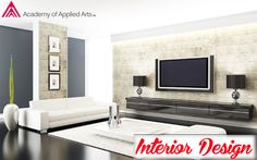 """Design speak louder than words"". We teach how to make perfect Interior Design. For more www.academyofappliedarts.com/interior-design/"