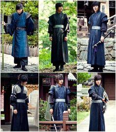 Lee Min Ho: FAITH.  General Choi Young