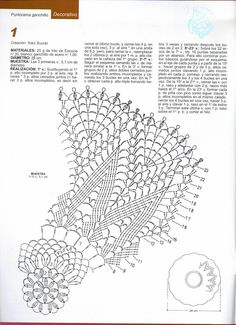 TAPETITOS - Marcela Nagy - Picasa Web Albums #crochetchart