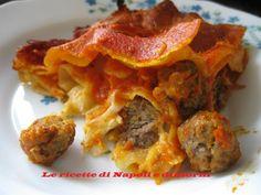 Lasagne napoletane  #lasagnenapoletane