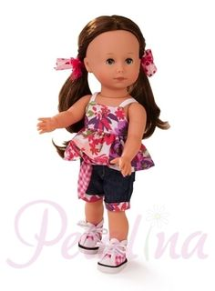 Petalina - Dolls > Gotz Just Like Me Chloe 2014