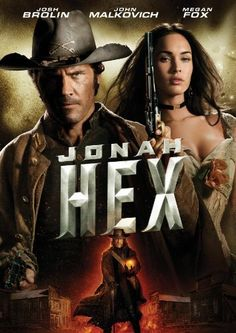 Jonah hex a bounty hunter with one foot in the natural world and one