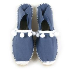Blue Espadrilles, Espadrille Shoes, Denim And Lace, Blue Denim, Recycled Shoes, Boho Inspiration, Doll Tutorial, Shoe Closet, Black And Brown