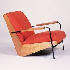 Luther Conover, Lounge Chair, 1948.