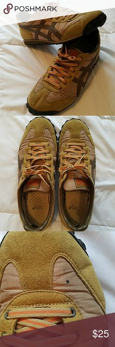 Onitsuka Tiger Asics Some paint spots but in great condition Asics Shoes Sneakers