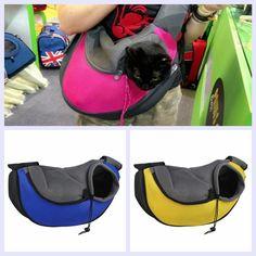 Hot Pet Dog Cat Puppy Carrier Comfort Travel Tote Shoulder Bag Sling Backpack SM YYY9144