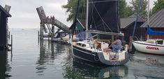 Auslieferung SUNBEAM 28.1 am Starnberger See. Eine wunderschöne Yacht an einem tollen See. Boat, Luxury, Sailboats, Nice Asses, Dinghy, Boats, Ship