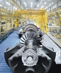 Can't believe the size of this machine, if you were looking for manufacturing of industrial gears and more, you can find us at sbt-gears.co.uk.