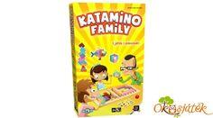 A Katamino Family 3 éves kortól egészen felnőtt korig nagyon jól kihasználható, sokrétű játék. Több fajta játéklehetőség, sok nehézségi szint biztosítja, hogy akár évtizedeken át gyermeked, vagy a Te játékod legyen. A Katamino Family elkísérheti az egész életedet ovis kortól nyugdíjas korig. Cereal