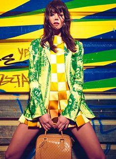 Verde   Amarelo   Brasil   http://cademeuchapeu.com/