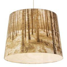 Shady Tree Forrest Pendant - 55