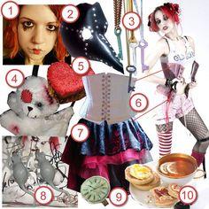 Emilie Autumn · DIY The Look · Cut Out + Keep Craft Blog