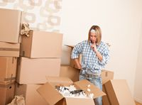 """Where to Start When Packing For Your Move"" - Have a plan of attack, even when you have professional movers! Great tips. MilitaryAvenue.com"